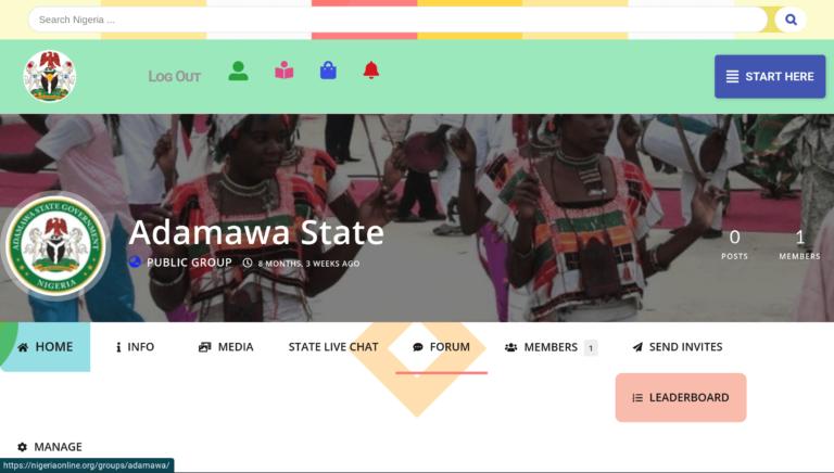 Nigeria Online main State page